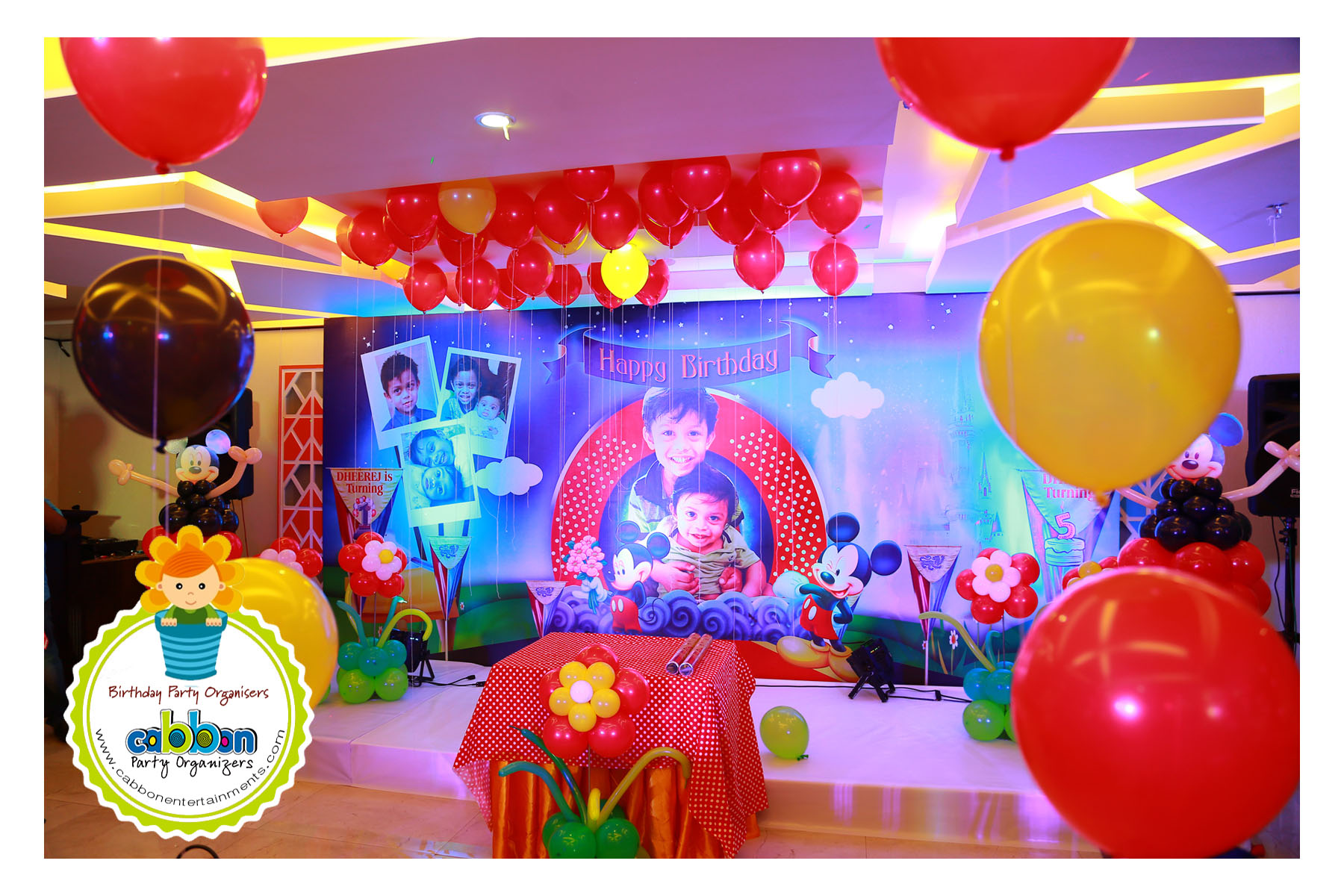 Candid Photography Kochi Balloon decorations Cochin Kerala